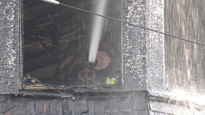 Captain Kutz Allentown Fire Dept.