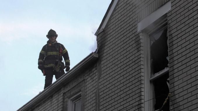 Allentown Firefighter